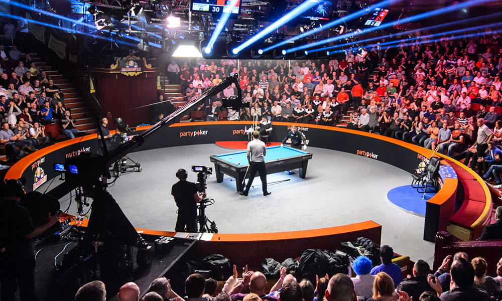 Mosconi Cup Streaming details announced - Matchroom Pool
